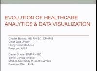 Evolution of Healthcare Analytics & Data Visualization