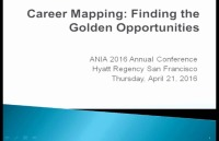 Career Mapping: Finding the Golden Opportunities
