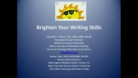 Brighten Your Writing Skills
