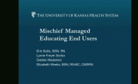 Mischief Managed: Educating End Users