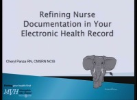 Improving Nursing Staff Satisfaction by Redefining Documentation