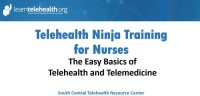 Telehealth Ninja Training for Nurses