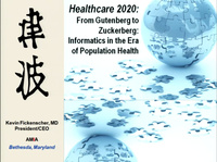 From Gutenberg to Zuckerberg: Informatics in the Era of Population Health