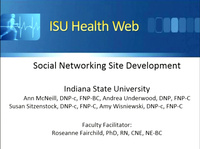 Social Media and Health Information Technology: An Innovative Way to Interact with Patients and Health Care Providers