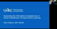 Implementation of an Online Learning Module in Nursing Informatics for Nurse Practitioners