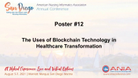 The Uses of Blockchain Technology in Healthcare Transformation
