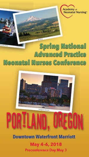 Poster Presentations from the 2018 Spring National Advanced Practice Neonatal Nurses Conference