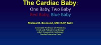 The Cardiac Baby: One Baby, Two Baby, Red Baby, Blue Baby