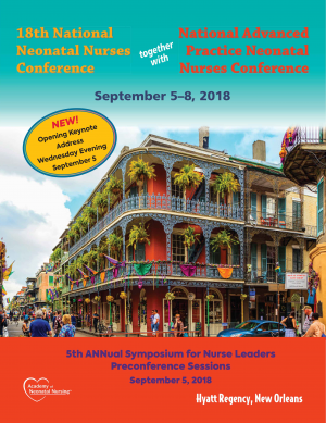 Poster Presentations from the 2018 National Neonatal/Advanced Practice/Mother Baby Nurses Conference: Part 1