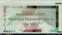 Neonatal Palliative Care in the NICU