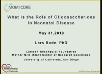 What is the Role of Oligosacchrides in Neonatal Disease?
