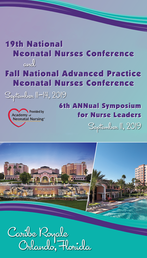 Poster Presentations from the 2019 National Neonatal/Advanced Practice/Mother Baby Nurses Conference: Part 1