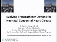 Evolving Transcatheter Options for Neonatal Congenital Heart Disease