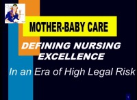 Defining Nursing Excellence in an Era of High Legal Risk for Mother-Baby Nurses