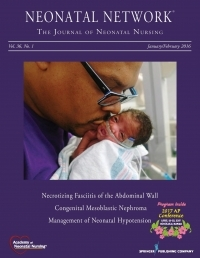 Management of Neonatal Hypotension Neonatal Network, Vol. 36, No. 1, January/February 2017