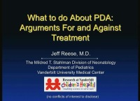 What to Do About PDA: Arguments For and Against Treatment