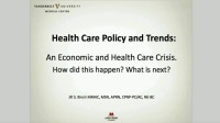 ANNual Symposium for Nurse Leaders: Health Care Legislative and Policy Update