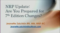 NRP Update: Are You Prepared for the 7th Edition Changes?