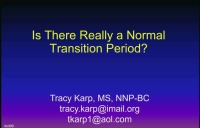 Is This Normal Transition? The Challenges of the New Normal
