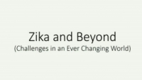 Zika and Beyond