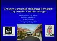 The Changing Landscape in Neonatal Ventilation