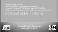 EEG and aEEG Patterns