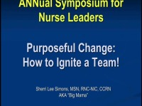 Purposeful Change: How to Ignite a Team!