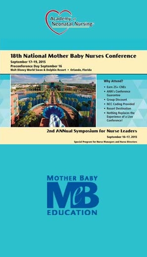 2015 National Mother Baby Nurses Conference
