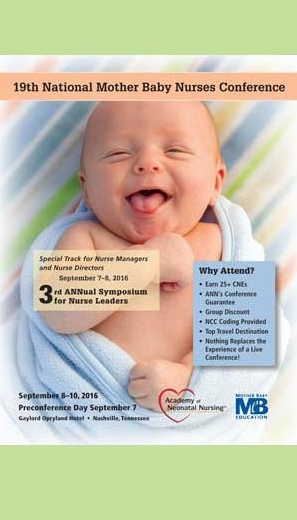 2016 National Mother Baby Nurses Conference
