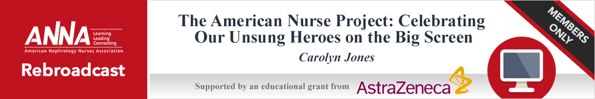 The American Nurse Project: Celebrating Our Unsung Heroes on the Big Screen