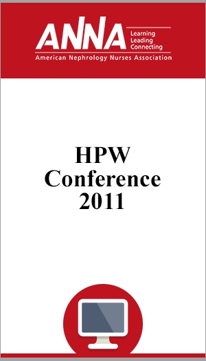 HPW Conference 2011