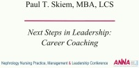 Next Steps in Leadership: Career Coaching