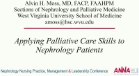 Applying Palliative Care Skills to Nephrology Patients