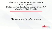 Dialysis and the Older Adult