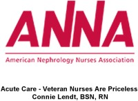 Acute Care - Veteran Nurses Are Priceless