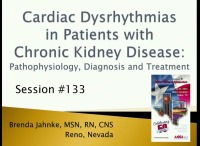 Cardiac Dysrhythmias in Patients with CKD Therapy