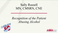 Recognition of the Patient Abusing Alcohol