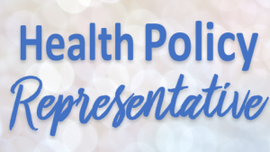 Chapter Health Policy Rep