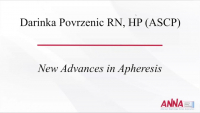 New Advances in Apheresis