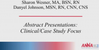 Abstract Presentations: Clinical/Case Study Focus