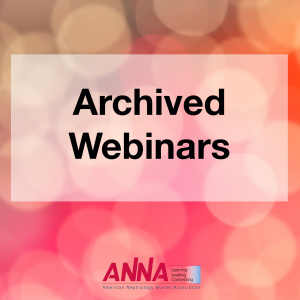 Free Archived Webinars