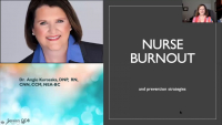 Nurse Burnout and Prevention Strategies
