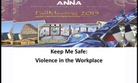 Keep Me Safe: Violence in the Workplace