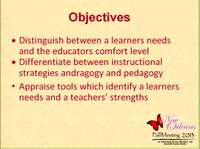The RN as Educator: Multiple Ways of Learning