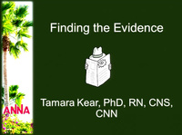 Developing the Detective in You: An Evidence-Based Practice Workshop