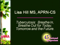 Tuberculosis: Breathe In, Breathe Out for Today, Tomorrow, and the Future
