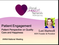 Administration: Promoting Patient Engagement (Specialty Practice Session)