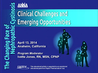 The Changing Faces of Nephropathic Cystinosis: Clinical Challenges and Emerging Opportunities