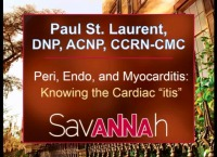 "Peri, Endo, and Myocarditis: Knowing the Cardiac""itis"""