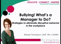 Bullying: What's a Manager to Do?